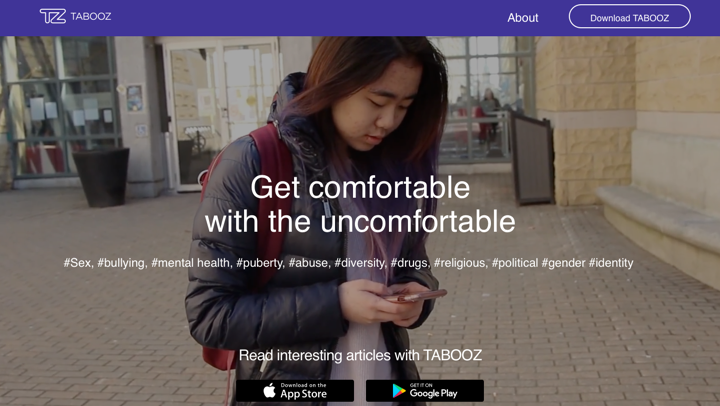 Taboozapp: When a pivot works
